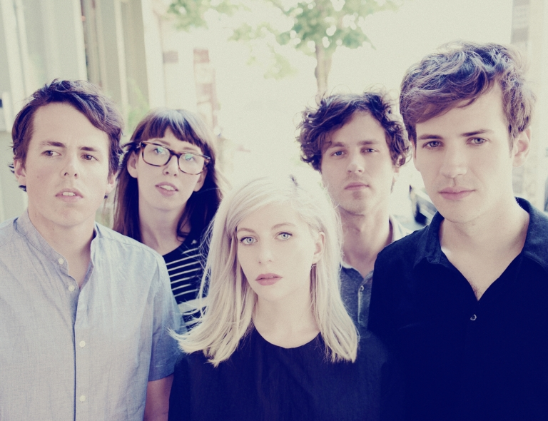 Alvvays press photo - Shervin Lainez (2)